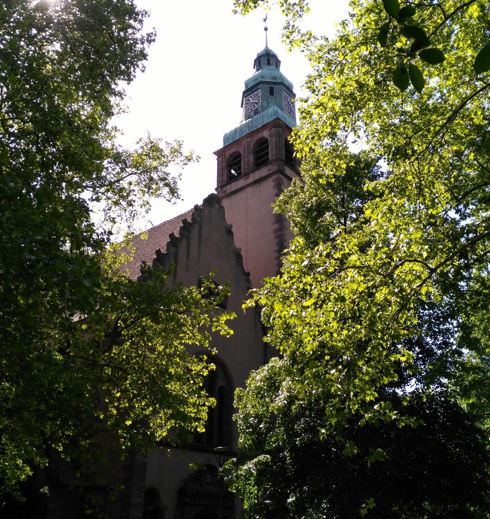 Paroisse protestante de Cronenbourg Centre
